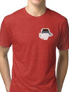 Retro Solid Snake Tri-blend T-Shirt