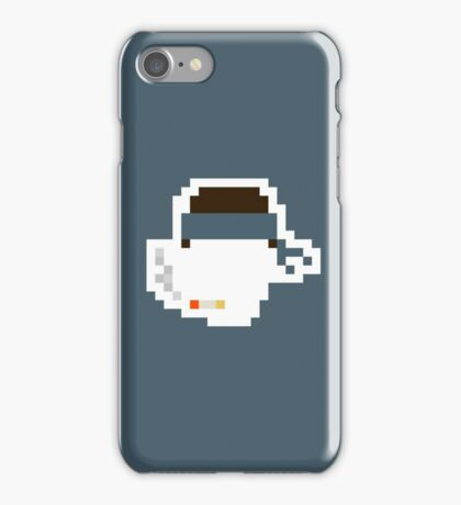 Retro Solid Snake iPhone Case/Skin