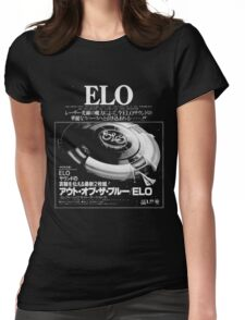 E.L.O. Japan Womens Fitted T-Shirt