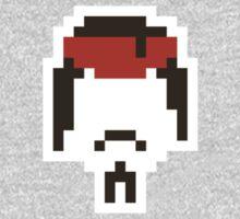 Retro Jack Sparrow One Piece - Short Sleeve