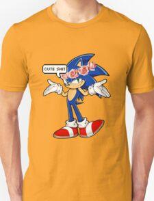 CUTE SHIT SONIC  T-Shirt