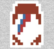 Retro Ziggy Stardust One Piece - Long Sleeve