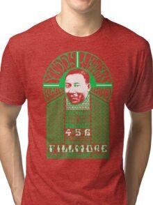 Fillmore: MUDDY WATERS Tri-blend T-Shirt