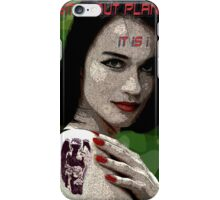 KOSMONAUT PLANEMO it is i iPhone Case/Skin