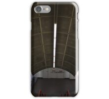 Vancouver train station iPhone Case/Skin