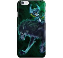 Through the Twilight Realm iPhone Case/Skin