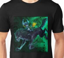 Through the Twilight Realm Unisex T-Shirt