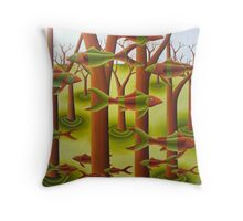 lightness Throw Pillow