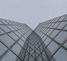 Building Reflection by Gavistaloch