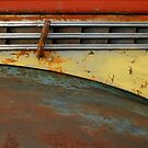 Red, Yellow and Rust by Elaine Bawden