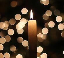 candle light by Gavistaloch