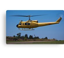 Bell 205 - Bell UH-1D-BF Iroquois Canvas Print