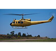 Bell 205 - Bell UH-1D-BF Iroquois Photographic Print