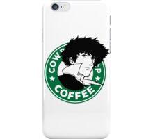 Cowboy Bebop X Starbucks Inspired Illustration. iPhone Case/Skin