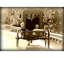 Amish Dreams Photographic Print