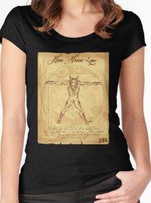 Turn to page 394 Women's Fitted Scoop T-Shirt