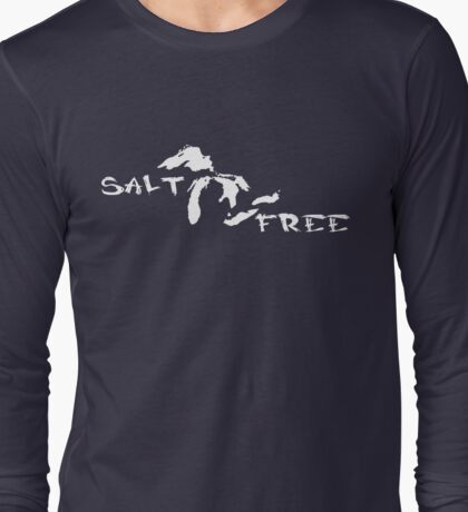 Great Lakes Salt Free Long Sleeve T-Shirt