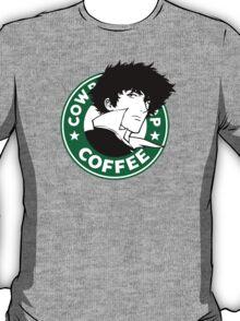 Cowboy Bebop X Starbucks Inspired Illustration. T-Shirt