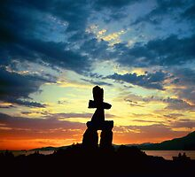 Inukshuk...In the Image by SherylRSmith