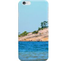 Harold's Point iPhone Case/Skin