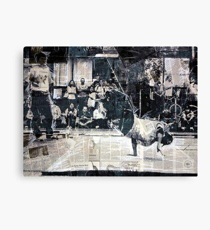 #497 Canvas Print
