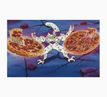 Frieza Death Saucer/Pizza by Chewblacca