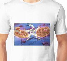 Frieza Death Saucer/Pizza Unisex T-Shirt