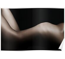 Bodyscape I Poster