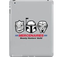 Mercenaries iPad Case/Skin