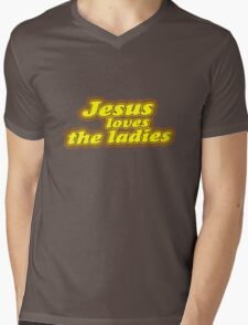 Jesus Loves the Ladies T-Shirt