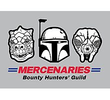 Mercenaries Photographic Print