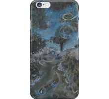 Willow-o'-the-wisp iPhone Case/Skin