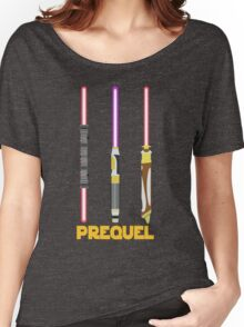Prequel Women's Relaxed Fit T-Shirt