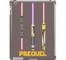 Prequel iPad Case/Skin