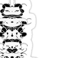 SOLE OBSCVRATO - SOLE OBSCVRATO Sticker