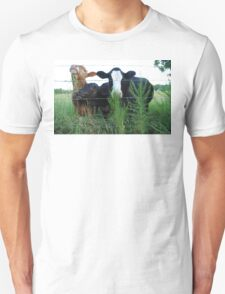 The Three MOOsketeers  T-Shirt