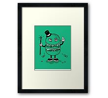 Mc Wealthy Framed Print