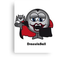Dracula Ball Canvas Print