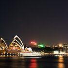 Sydney by Josh Bradshaw