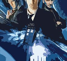 The Doctors Three by PlutoBorn