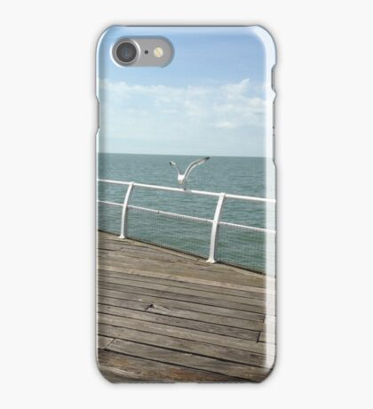Fly Seagull Fly iPhone Case/Skin