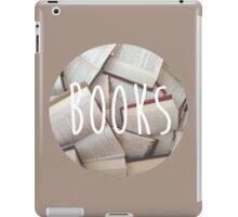 Books, Books, Books iPad Case/Skin