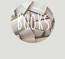 Books, Books, Books Unisex T-Shirt