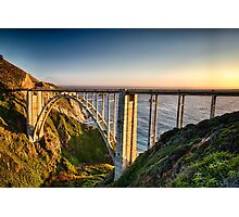 Pacific Highway Bridge Photographic Print