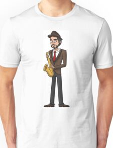 Lucky Seven - Gio toon Unisex T-Shirt