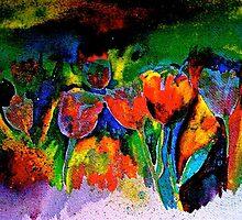 Tulip Symphony by ©Janis Zroback