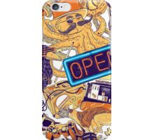 Urban Panel iPhone Case/Skin