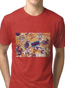 Urban Panel Tri-blend T-Shirt