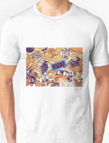 Urban Panel Unisex T-Shirt