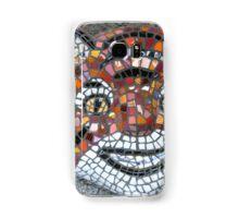 Mosaic Tiger mask Samsung Galaxy Case/Skin